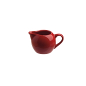 SP032134746 /A Γαλατιέρα Πορσελάνης 130cc, Σειρά SPHERE, κόκκινη