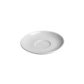 EC006120000 /A Πιατάκι κούπας Πορσελάνης Φ15cm, BRENDA, λευκό