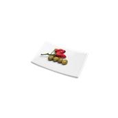 PY0AH150000 /A Δίσκος SUSHI Πορσελάνης 20x14cm, Σειρά PARTY, λευκός