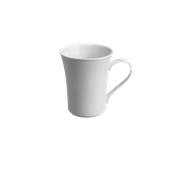 NG014310000 /A Κούπα Πορσελάνης 310cc, Σειρά GRAFFITI NEW, λευκή
