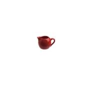 SP032054746 /A Γαλατιέρα Πορσελάνης 50cc, Σειρά SPHERE, κόκκινη