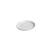 TB006020000 /A Πιατάκι κούπας Πορσελάνης WILMA Φ14cm, Σειρά DEC TORREF B, λευκό