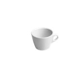 TB016070000 /A Φλυτζάνι Πορσελάνης WILMA 170cc, Σειρά TORREF B, λευκό