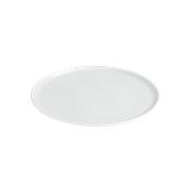 CI022280000 /A Πιατέλα Πίτσας Πορσελάνης Φ29cm, Σειρά Cinzia, Λευκή