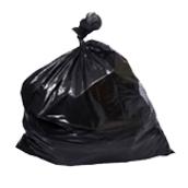 RB-110130/1560gr Ρολό 10 τεμ. σακούλες σκουπιδιών, απορριμμάτων 110x130cm, βαρέως τύπου
