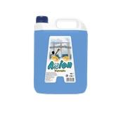 AX-GL-4LT/TR Υγρό Καθαρισμού Τζαμιών 4L Τιρκουάζ με άρωμα Πορτοκάλι, AXION