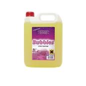 BU-PL-4LT/YE Υγρό Πιάτων 4L με άρωμα Λεμόνι, BUBBLE