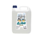 AX-GL-4LT/CL Υγρό Καθαρισμού Τζαμιών 4L Διάφανο με άρωμα Πορτοκάλι, AXION