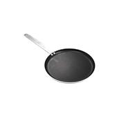 04.51.28 Κρεπιέρα αλουμινίου αντικολλητική, 28cm, Ελληνικής Κατασκευής
