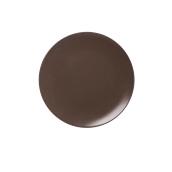 164-0020 Πιάτο ρηχό 26cm StoneWare, Σοκολατί