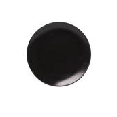 164-0016 Πιάτο ρηχό 26cm StoneWare, Μαύρο