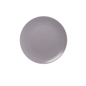 164-0021 Πιάτο ρηχό 26cm StoneWare, Ανθρακί