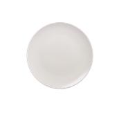 164-0011 Πιάτο ρηχό 26cm StoneWare, Κρεμ