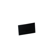 HKR-01-69 Ανταλλακτική Κάρτα - Ταμπελάκι 2 Όψεων, ΜΑΤ μαύρη, 6x9 cm