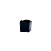 K-2049/BLACK Μπωλ μελαμίνης, 6.5x6.5x5cm, μαύρο