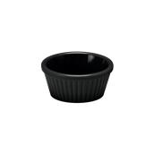 K-2011/BLACK Μπωλ μελαμίνης,φ5x2.5cm, μαύρο