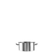 FSP-22X9,5 Χύτρα Ρηχή ανοξείδωτη 18/10, CM22X9,5 (3,5 LT).