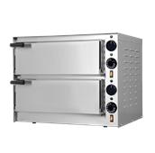 R-SMALL/E2 Φούρνος πίτσας εξαιρετικής κατασκευής ΔΙΠΛΟΣ 41x36x11cm - 3.2KW