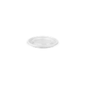PUL51201F1000 Καπάκι PP επίπεδο για Μπωλ Σούπας φ13cm, Μίας Χρήσης, Sabert