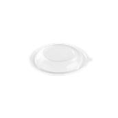 DOM52016 Καπάκι DOME για Μπωλ PET φ14cm, διάφανο, SABERT