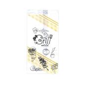 30.01.00-13x26/GR Σακούλα Βεζιτάλ Σχέδιο Grill 13x26cm