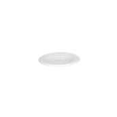 TZ005130000 Πιατάκι Φλυτζανιού Πορσελάνης Φ13,5cm, Σειρά THESIS, λευκό