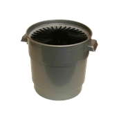 VS.0043 Πλυντήριο-Βούρτσα Ποτηριών Χειροκίνητο (Σαπουνίστρα) τύπου Α, Ελληνικής Κατασκευής