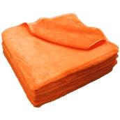 V500-OR-80X150 Πετσέτα πισίνας (VAT Dyed) 80 x 150 cm, 500gr/m², Πενιέ, Πορτοκαλί