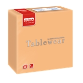 88400200 ΠΑΚΕΤΟ 50 Χαρτοπετσέτες Airlaid Tablewear 40x40 ροδακινί, FATO Ιταλίας