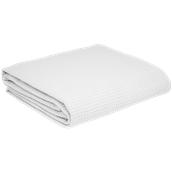 WF280-W-160X240 Κουβέρτα πικέ μονή, 160x240cm, λευκή, 280gr/m², Πολύ απαλή