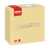 88402300 ΠΑΚΕΤΟ 50 Χαρτοπετσέτες Airlaid Tablewear 40x40 σαμπανιζέ, FATO Ιταλίας