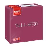 88400400/88400401 ΠΑΚΕΤΟ 50 Χαρτοπετσέτες Airlaid Tablewear 40x40 μπορντό, FATO Ιταλίας