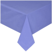 PAROS-180X140/BL Τραπεζομάντηλο από αδιάβροχο, αλέκιαστο ύφασμα, 150gr/m2, 140x180cm, μπλε