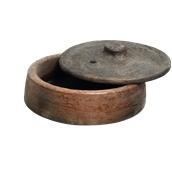 312339 Πυράντοχη Κεραμική πιατέλα Sach βαθιά MAXI φ32cm με καπάκι