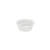 MUBI16530A Xάρτινη θήκη ψησίματος λευκή, για Muffin φ78x30mm, Ιταλίας