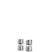 AS2M Σετ 2 mini μύλων (αλατιού+πιπεριού), Olipac