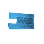 PSK-40/B/10KG Συσκευασία 10 κιλών Σακούλεs / Τσάντες Φανελάκι 24+9 X 40cm Μπλε