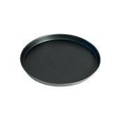 TLN3025 Ταψί Πίτσας «Blue steel» φ30x2.5cm, Ιταλικής Κατασκευής