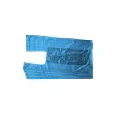 PSK-37/B/10KG Συσκευασία 10 κιλών Σακούλεs / Τσάντες Φανελάκι 22+9 X 37cm Μπλε