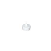 MCS-045/S Ηλεκτρικό κερί με led, λευκό