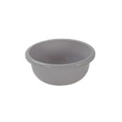 LUN119-2.5LT Λεκάνη πλαστική στρογγυλή, 2,5L, Δ24x Υ10cm, γκρι, Curver