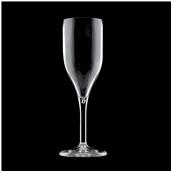 3777-21 Πλαστικό ποτήρι SAN πισίνας 15cl διαφανές