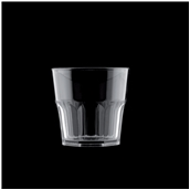 2759-21 Πλαστικό ποτήρι SAN πισίνας 16cl διαφανές