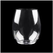 5003-21 Πλαστικό ποτήρι TRITAN πισίνας 39cl διαφανές
