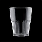 2764-21 Πλαστικό ποτήρι SAN πισίνας 33cl διαφανές