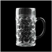 2891-21 Πλαστικό ποτήρι SAN πισίνας 53cl διαφανές