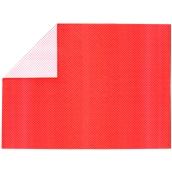 BUP-30X40/RD Απορροφητική πάνα κρεοπωλείου 30x40cm, διπλής όψης (κόκκινο-άσπρο)
