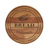 26804 Πλάκα Σερβιρίσματος Φ30x1,9cm, από Οξυά, για Ψωμί