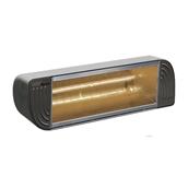 IC1006-AL/FM Αδιάβροχο Θερμαντικό υπερύθρων 2KW, Μολυβί, χαμηλού φωτισμού