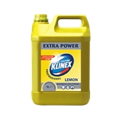 KLINEX-7518624 /5LT Παχύρρευστη χλωρίνη 5lt ultra, extra power, καθαρισμός/απολύμανση, λεμόνι, Klinex